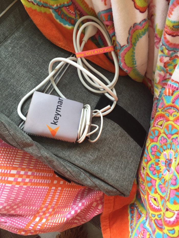 DIY SafeMag cord protector