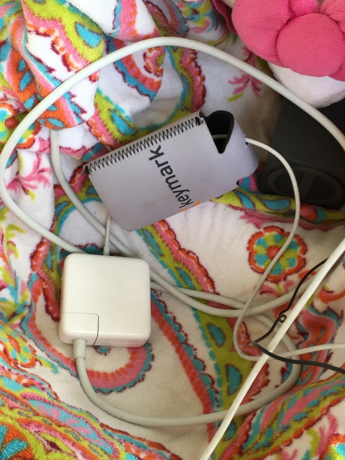 IMPORTANT: Avoid overheating power adapter and always remove before plugging in!